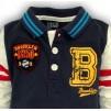 """Marškinėliai berniukui Minoti """"Brooklyn 1958"""" mėlynos sp."""